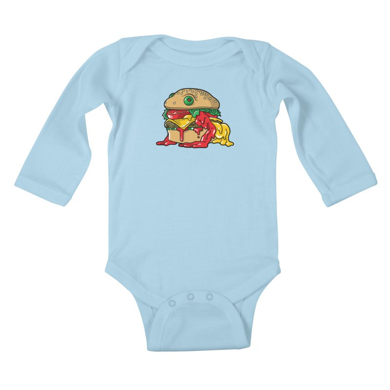 Frurger Kids Baby Longsleeve Bodysuit by Anthony Petrie