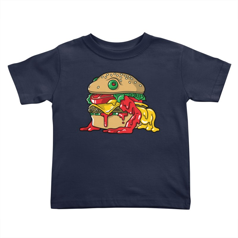 Frurger Kids Toddler T-Shirt by Anthony Petrie Print + Product Design