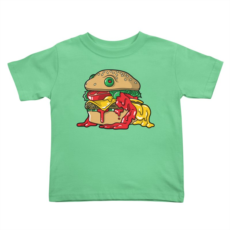 Frurger Kids Toddler T-Shirt by Anthony Petrie