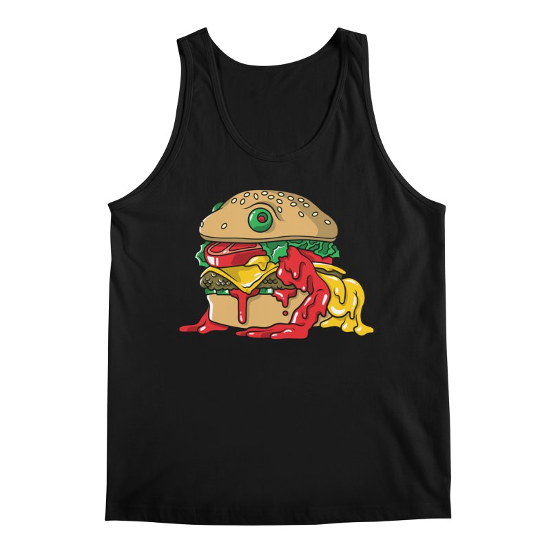 Frurger Men's Regular Tank by Anthony Petrie Print + Product Design