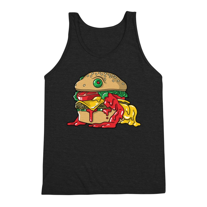 Feast Beasts - Frurger Men's Tank by Anthony Petrie Print + Product Design