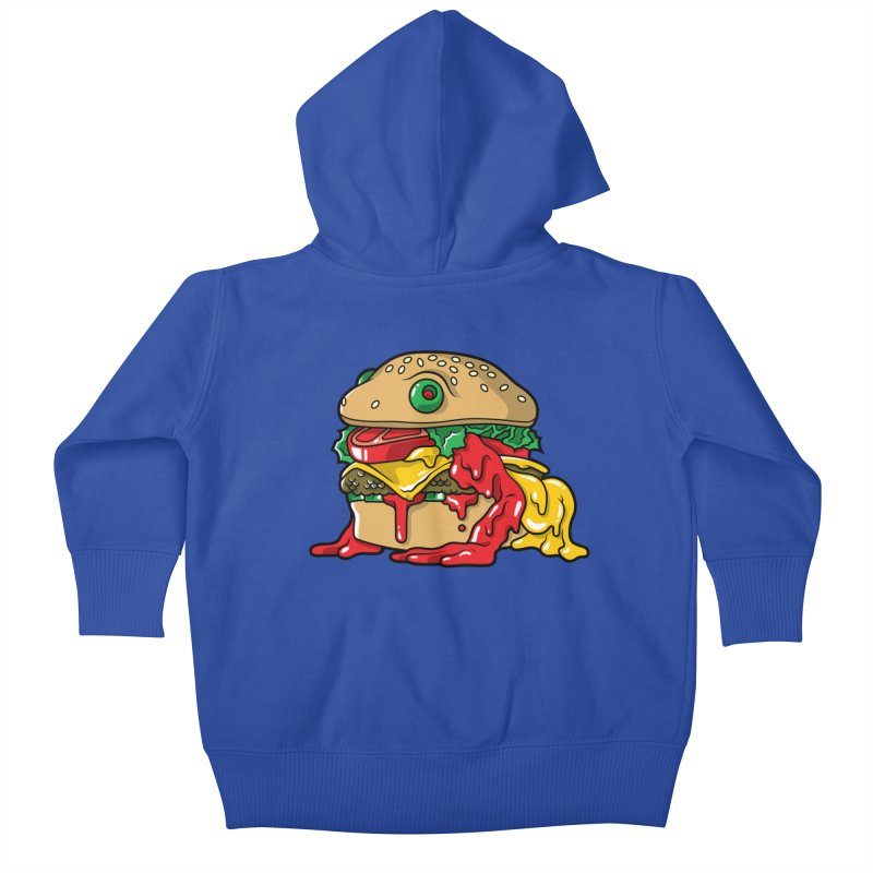 Frurger Kids Baby Zip-Up Hoody by Anthony Petrie