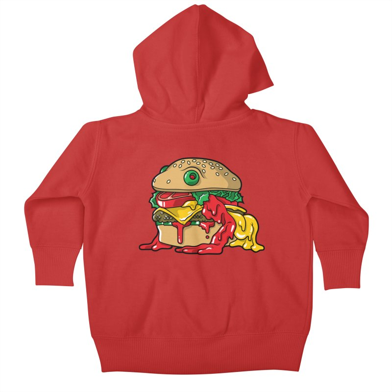 Frurger Kids Baby Zip-Up Hoody by Anthony Petrie Print + Product Design