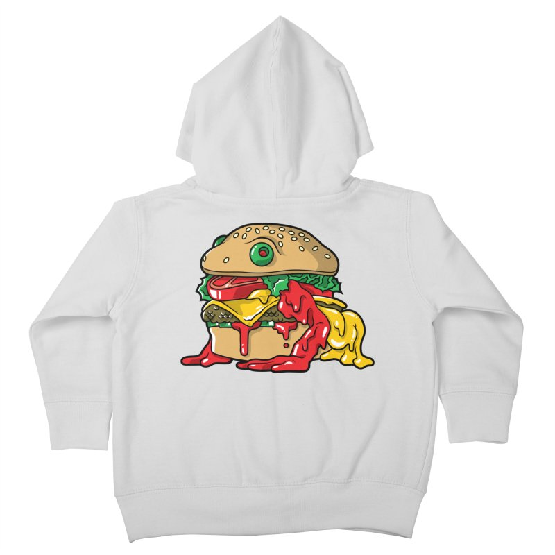 Frurger Kids Toddler Zip-Up Hoody by Anthony Petrie