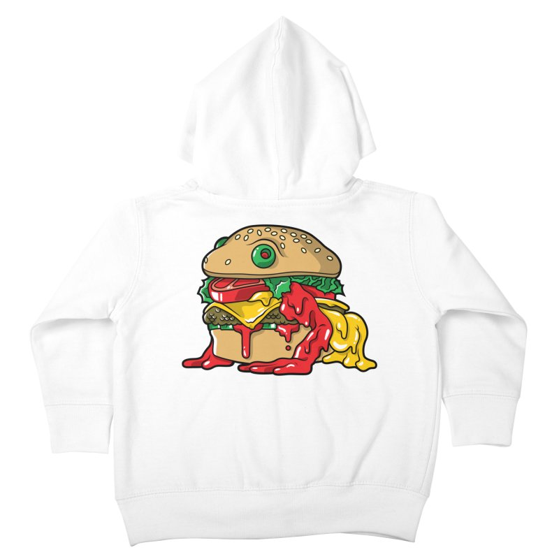 Frurger Kids Toddler Zip-Up Hoody by Anthony Petrie Print + Product Design