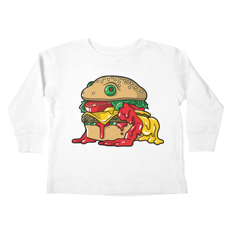 Frurger Kids Toddler Longsleeve T-Shirt by Anthony Petrie