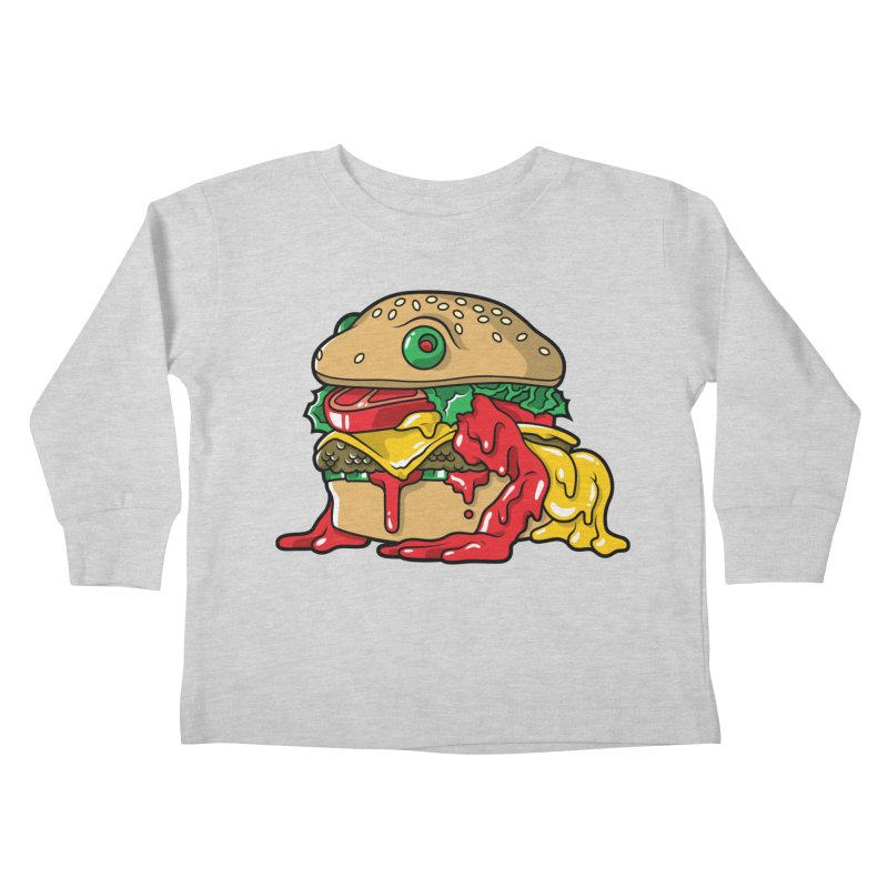 Frurger Kids Toddler Longsleeve T-Shirt by Anthony Petrie Print + Product Design