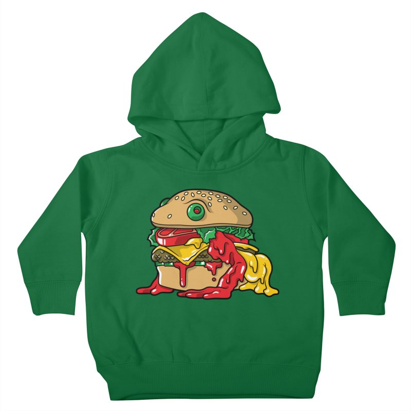 Frurger Kids Toddler Pullover Hoody by Anthony Petrie Print + Product Design