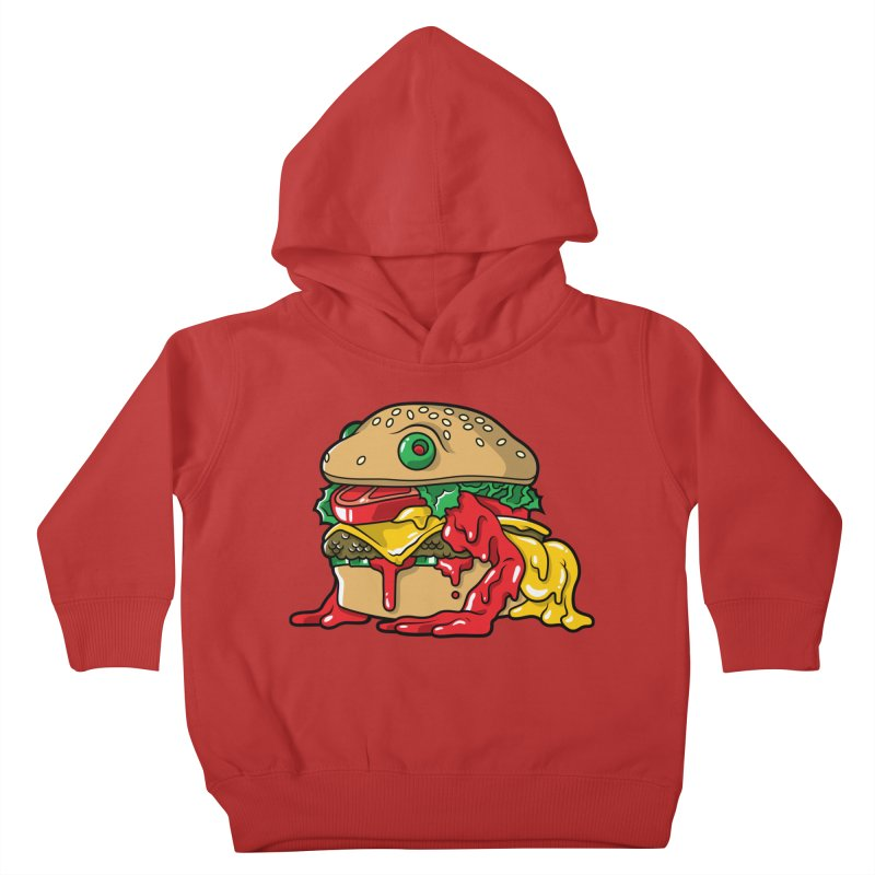 Frurger Kids Toddler Pullover Hoody by Anthony Petrie