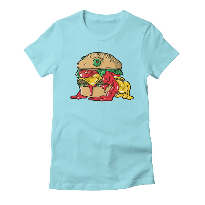 Frurger Women's Fitted T-Shirt by Anthony Petrie