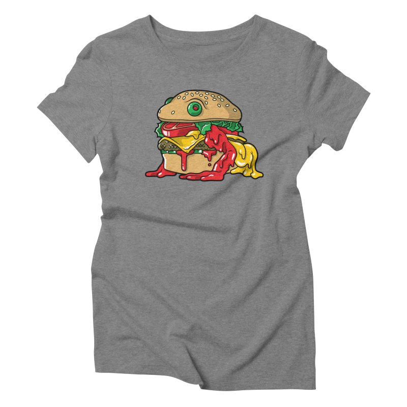 Frurger Women's Triblend T-Shirt by Anthony Petrie Print + Product Design