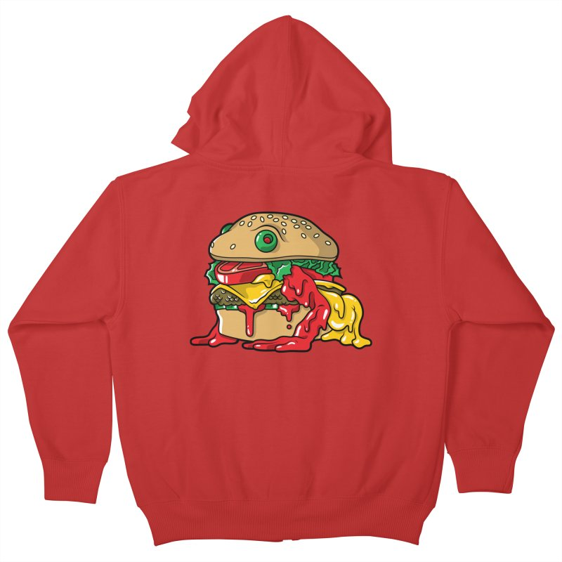 Frurger Kids Zip-Up Hoody by Anthony Petrie