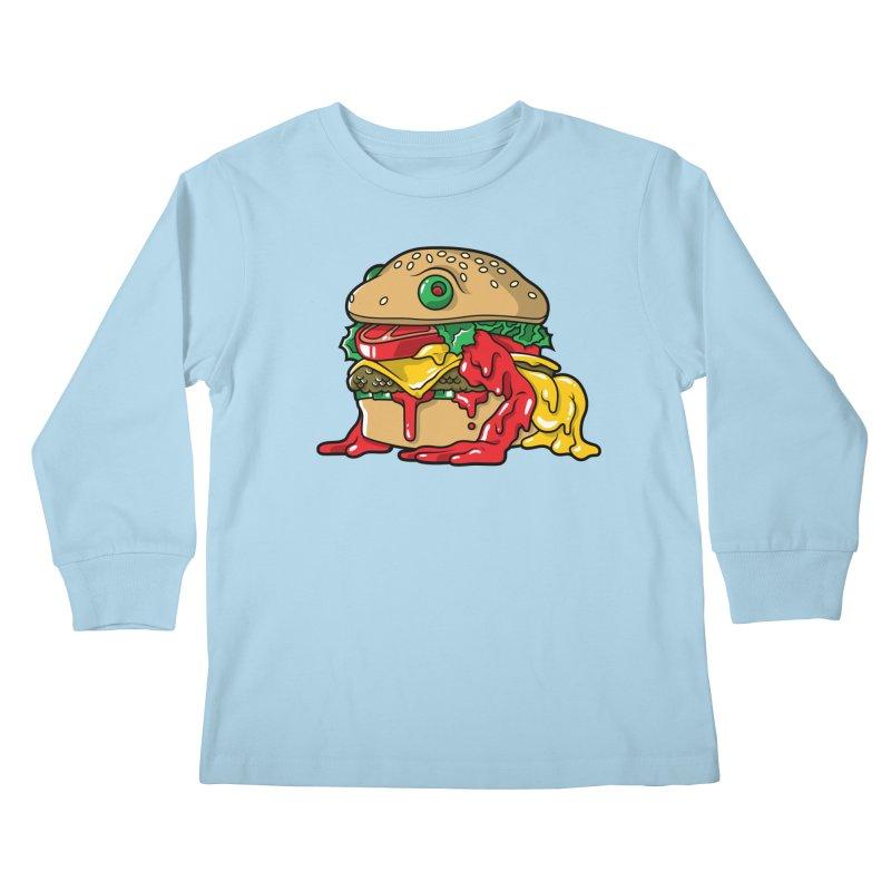 Frurger Kids Longsleeve T-Shirt by Anthony Petrie
