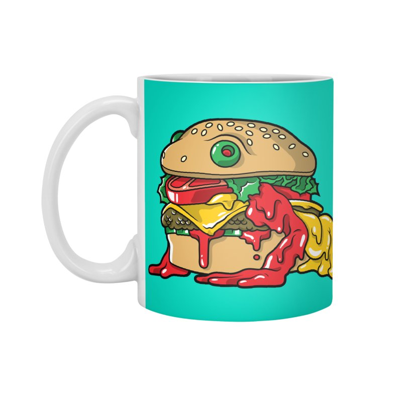 Frurger Accessories Mug by Anthony Petrie Print + Product Design