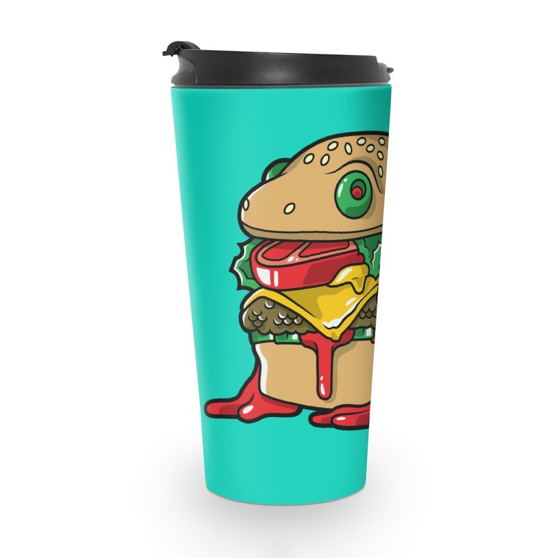 Frurger Accessories Travel Mug by Anthony Petrie Print + Product Design