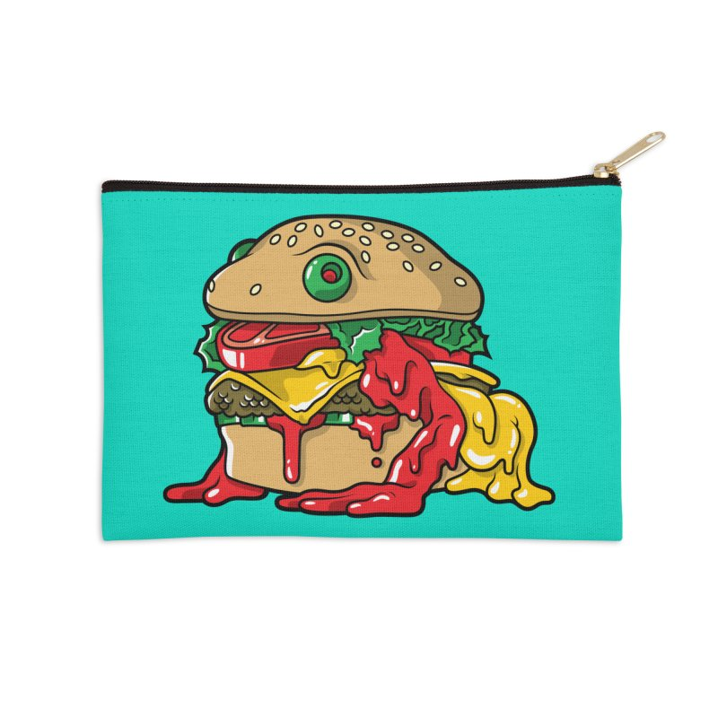 Frurger Accessories Zip Pouch by Anthony Petrie Print + Product Design