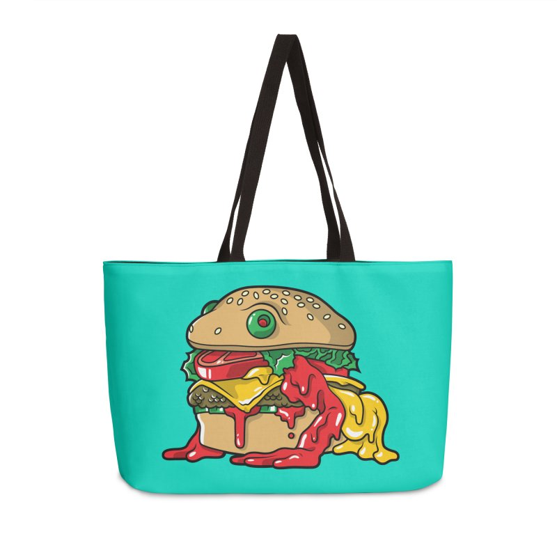 Frurger Accessories Weekender Bag Bag by Anthony Petrie Print + Product Design