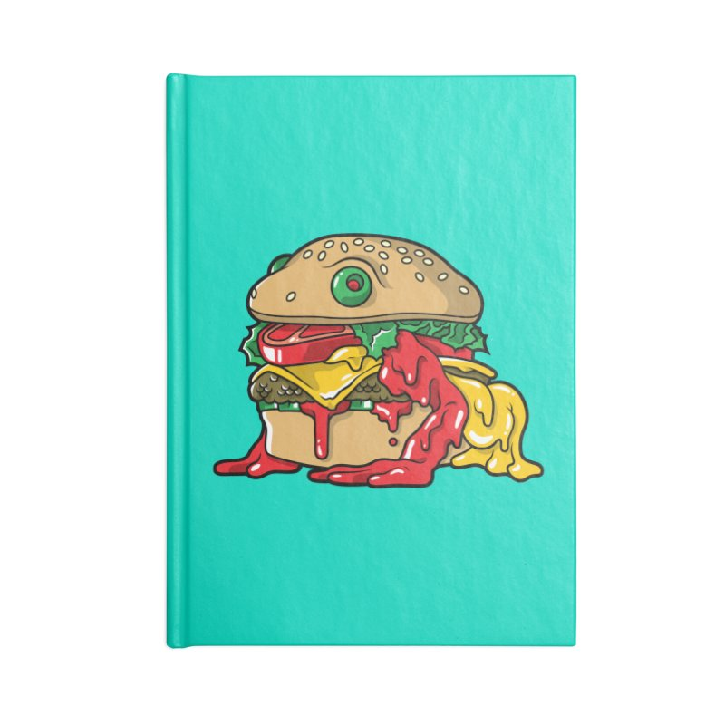 Frurger Accessories Lined Journal Notebook by Anthony Petrie Print + Product Design