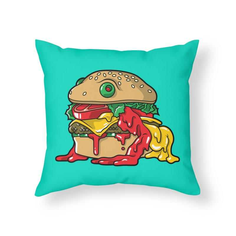 Frurger Home Throw Pillow by Anthony Petrie Print + Product Design