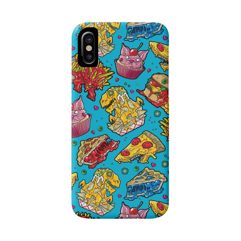 Feast Beast Family Accessories Phone Case by Anthony Petrie Print + Product Design
