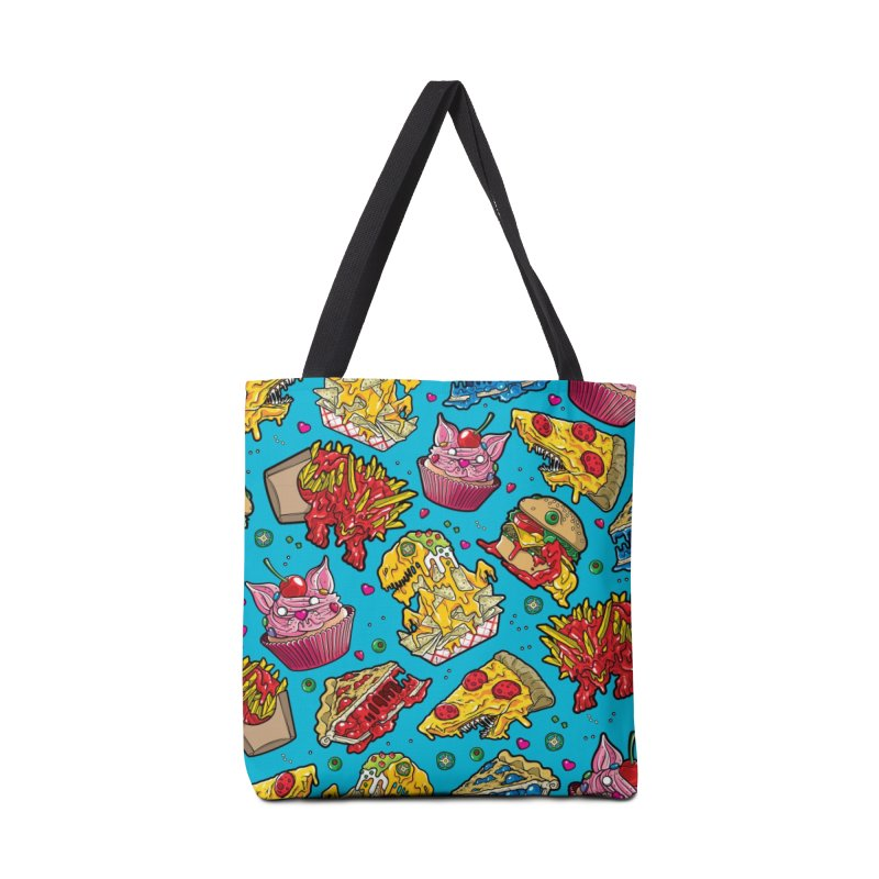 Feast Beast Family Accessories Bag by Anthony Petrie Print + Product Design