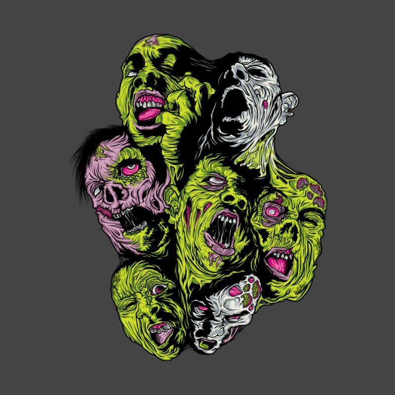 Fight of the Living Dead (Tee) None  by Anthony Petrie