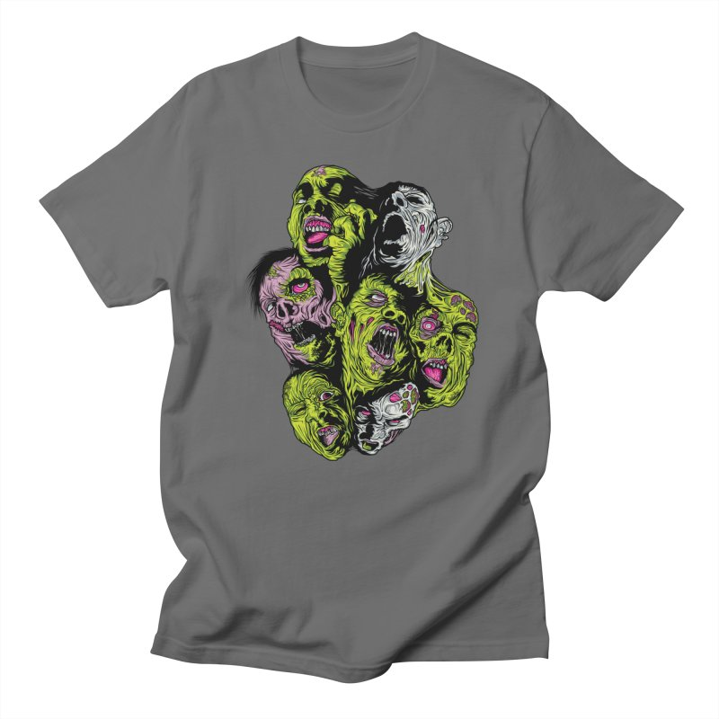 Fight of the Living Dead (Tee) Men's T-Shirt by Anthony Petrie Print + Product Design