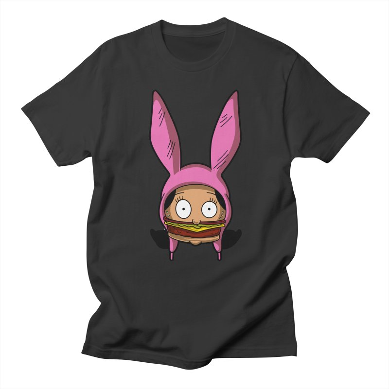 Louise Women's Unisex T-Shirt by Anthony Petrie