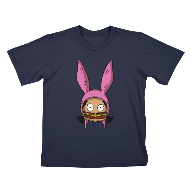 Louise Kids T-Shirt by Anthony Petrie