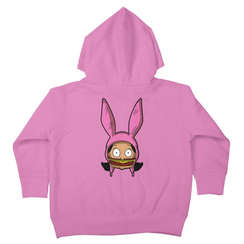 Louise Kids Toddler Zip-Up Hoody by Anthony Petrie
