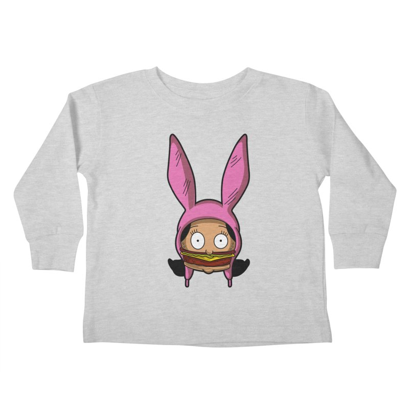Louise Kids Toddler Longsleeve T-Shirt by Anthony Petrie