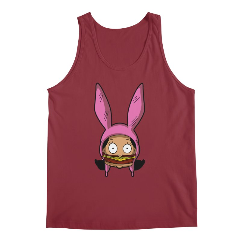 Louise Men's Tank by Anthony Petrie