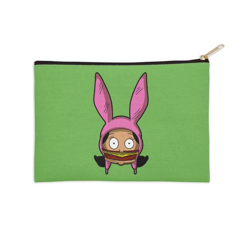 Louise Accessories Zip Pouch by Anthony Petrie