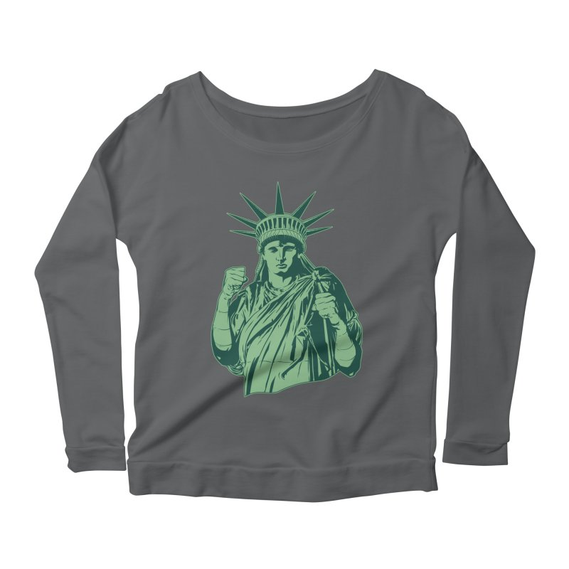 Fight For Your Rights Women's Longsleeve T-Shirt by Anthony Petrie Print + Product Design