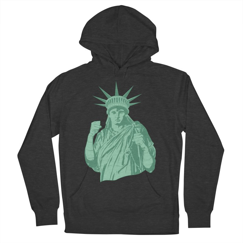 Fight For Your Rights Women's Pullover Hoody by Anthony Petrie Print + Product Design