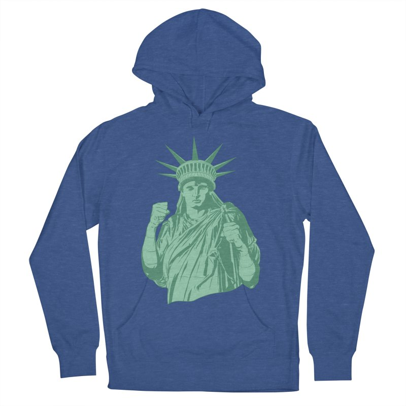 Fight For Your Rights Men's Pullover Hoody by Anthony Petrie