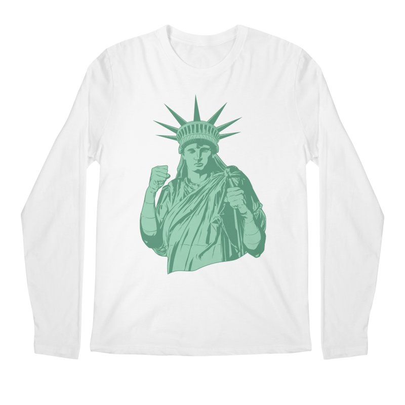 Fight For Your Rights Men's Longsleeve T-Shirt by Anthony Petrie