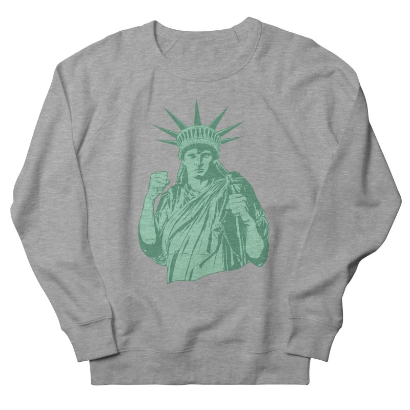 Fight For Your Rights Women's Sweatshirt by Anthony Petrie