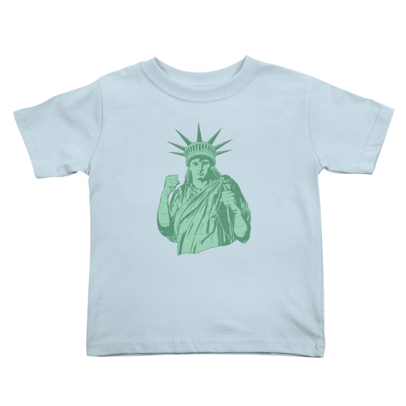 Fight For Your Rights Kids Toddler T-Shirt by Anthony Petrie Print + Product Design