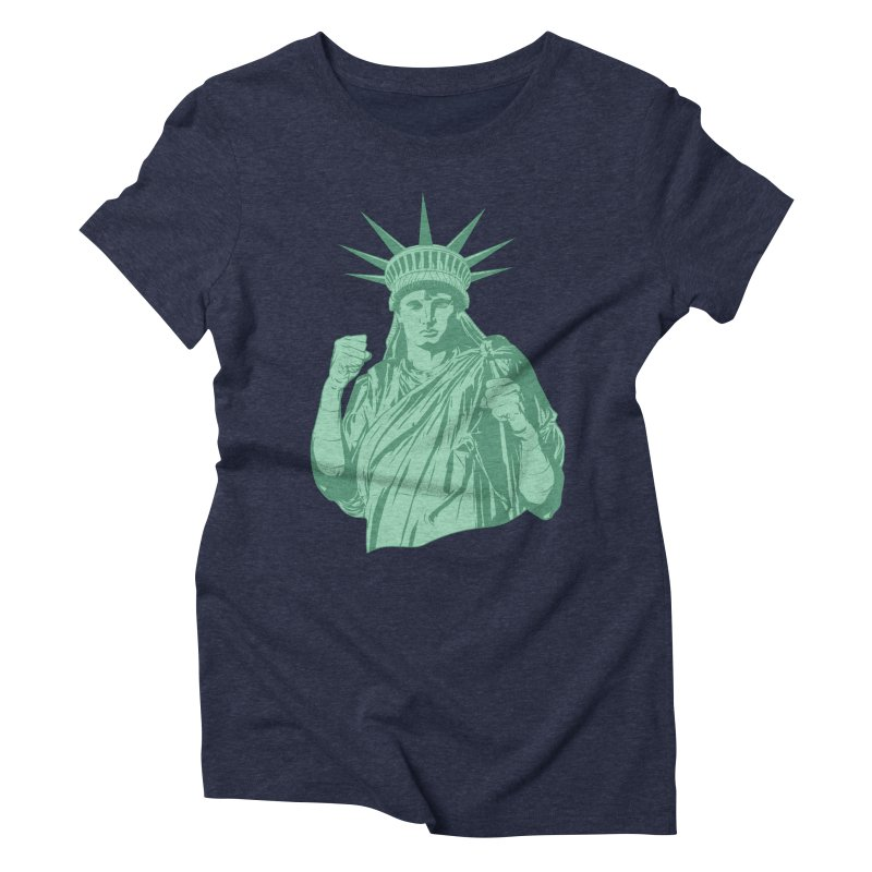 Fight For Your Rights Women's Triblend T-shirt by Anthony Petrie