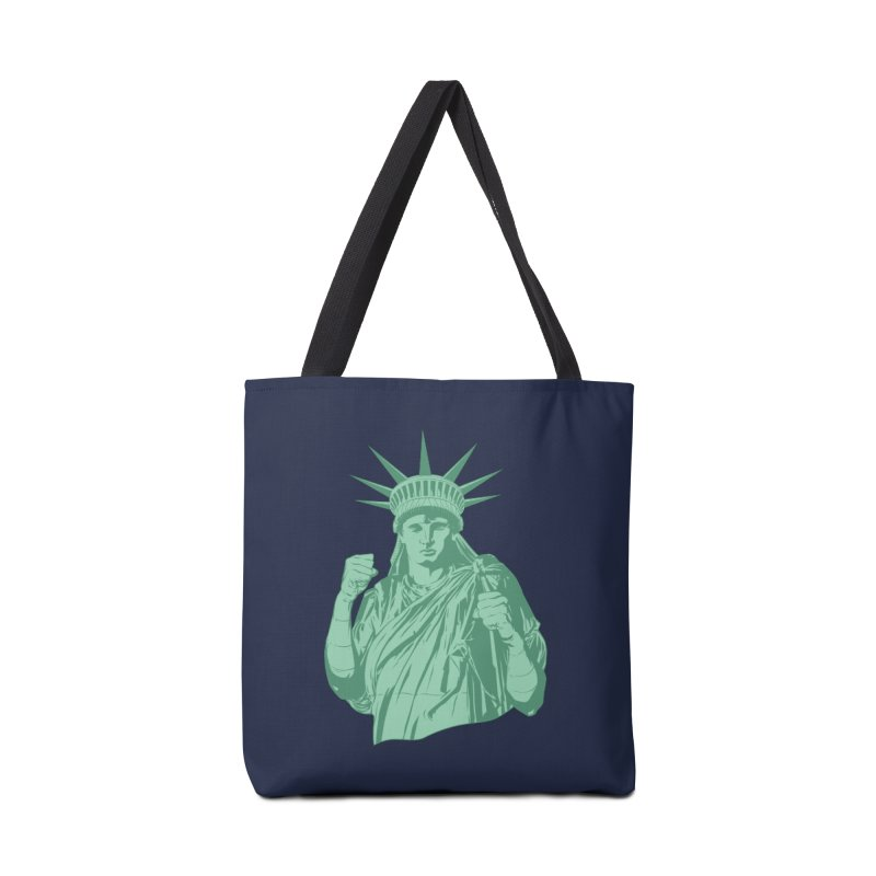 Fight For Your Rights Accessories Bag by Anthony Petrie Print + Product Design