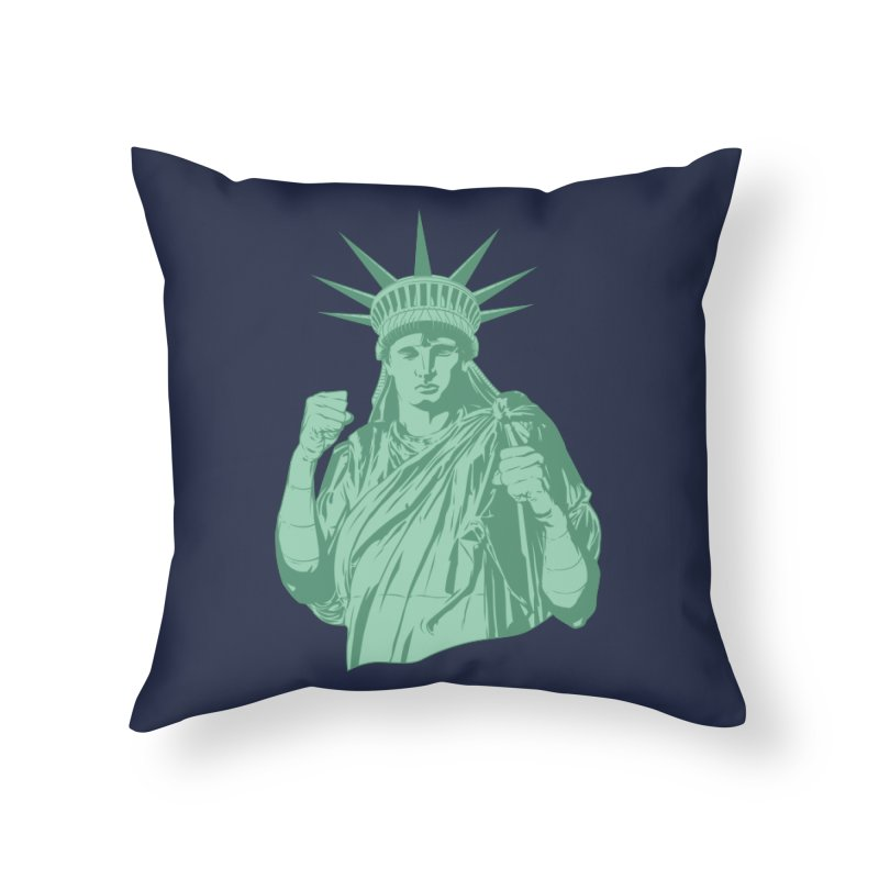 Fight For Your Rights Home Throw Pillow by Anthony Petrie