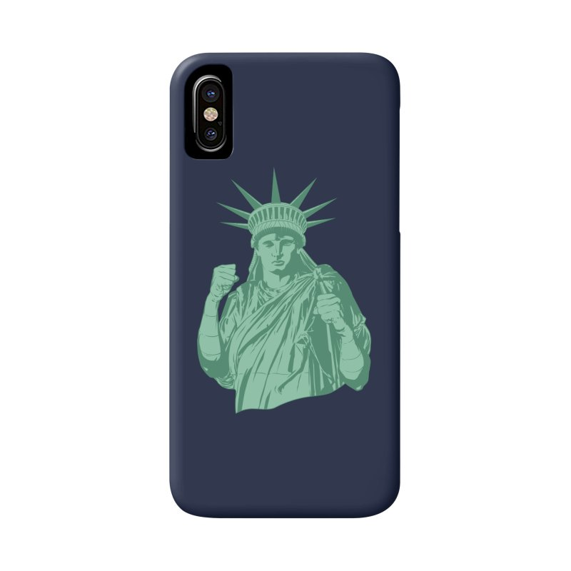 Fight For Your Rights Accessories Phone Case by Anthony Petrie Print + Product Design