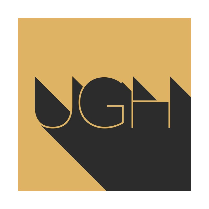 UGH Home Rug by Anthony Petrie Print + Product Design