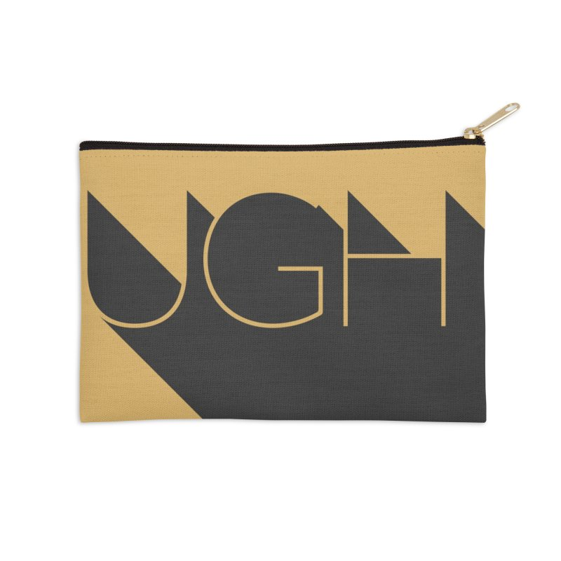 UGH Accessories Zip Pouch by Anthony Petrie Print + Product Design