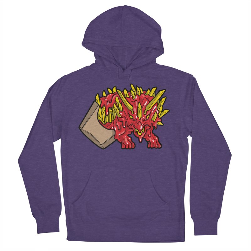 Fryceratops Women's Pullover Hoody by Anthony Petrie