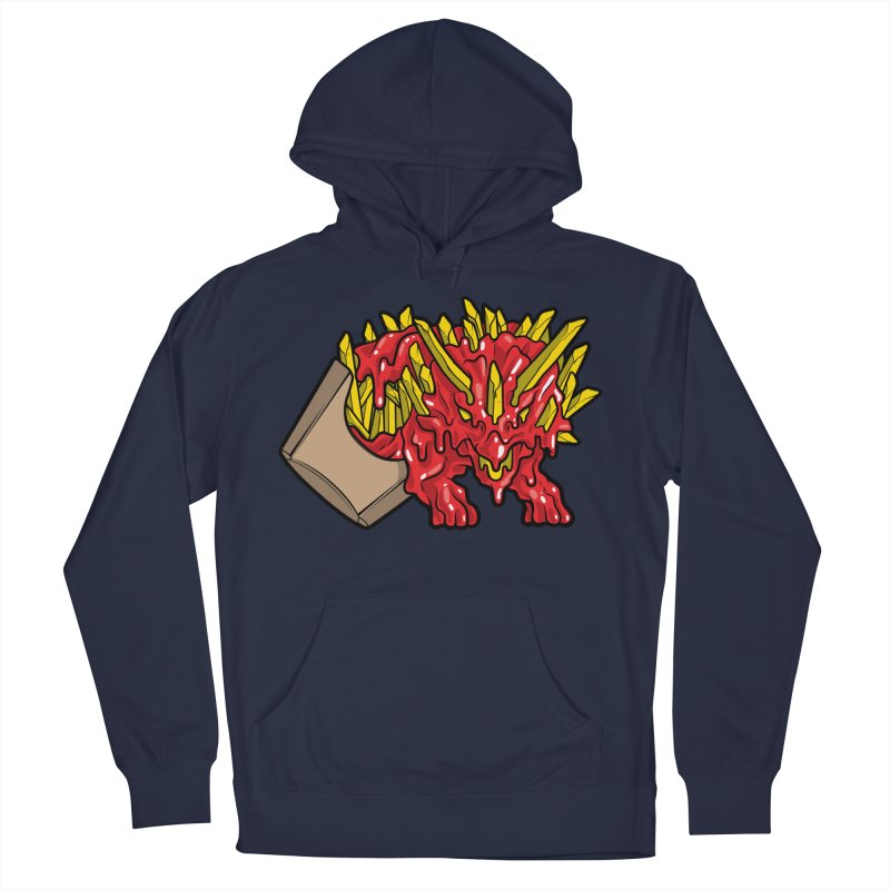Fryceratops Men's Pullover Hoody by Anthony Petrie Print + Product Design