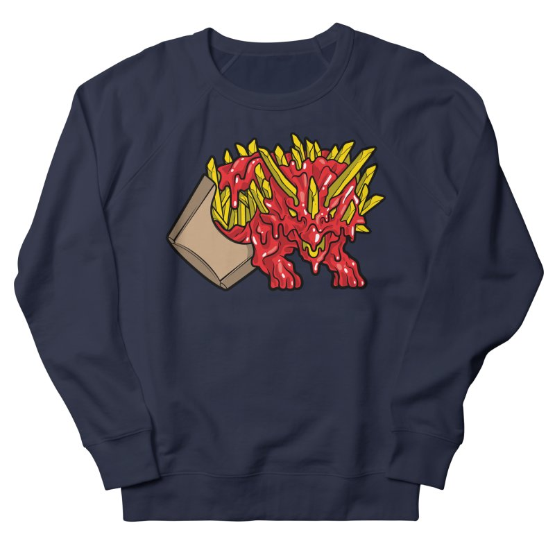 Fryceratops Women's Sweatshirt by Anthony Petrie
