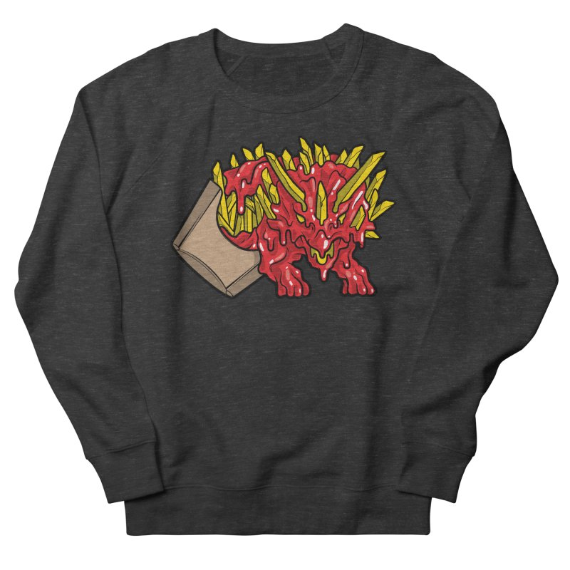 Fryceratops Men's Sweatshirt by Anthony Petrie Print + Product Design