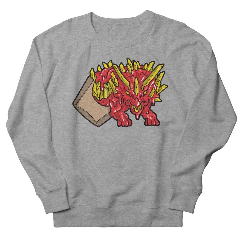 Fryceratops Men's Sweatshirt by Anthony Petrie